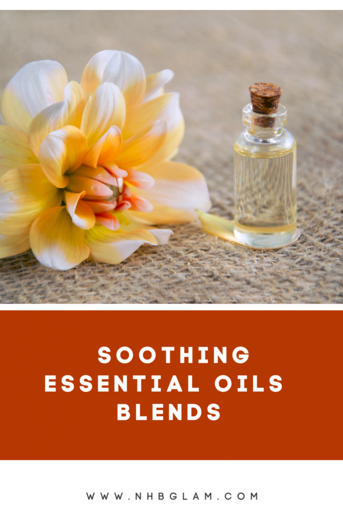 soothing essential oil blends