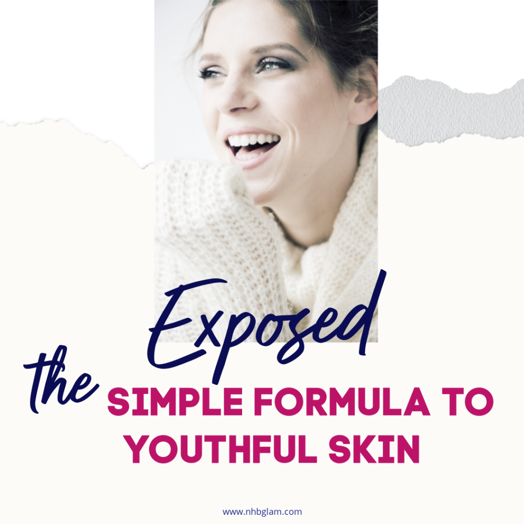 simple formula to youthful skin
